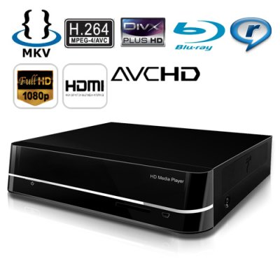 HD Digital Media Player - Media Elite