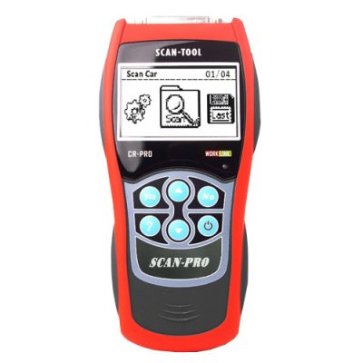 OBD-II Code Reader and Scanner