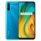 OPPO Realme C3 4G Smartphone Helio G70 Octa-core 2.0GHz Android 10 6.5 inches Triple Camera Global Version blue