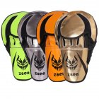 PU Leather Boxing Glove Arc Fist Target Punch Pad for MMA Boxer Muay Thai Training Gold