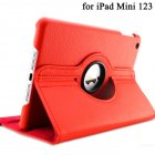 PU Leather Smart Stand Flip Case Cover
