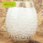 Pack of 100 PCS Wedding Crystal Water Bubble Bead Used for Sensory Toys and D  cor Vase Filler  Soil  Plant decoration
