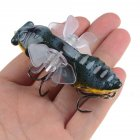 Plastic Fishing Lures Bionic Lure Artificial Bait Sea Lake Fishing Accessories Y238-3_7.5cm / 15.5g