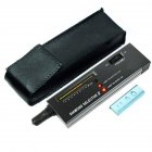 Portable Diamond Gem Tester Selector 16*4*2.2CM Black black
