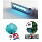 Portable UV Lamp Sterilization lamp Hotel Home Travel Ultraviolet Disinfection Lamp