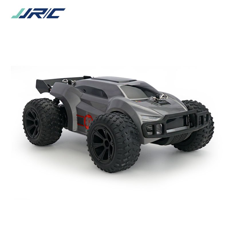 Q88 2.4G 15KM/H Remote Control Car Model RC Racing Car Toy for Kids Adults silver