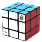 Qiyun 3x3x3 Speed Cube, Black