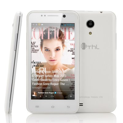 Cheap 4 Core Android 4.2 Phone - ThL W100 (W)