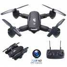 R10 folding 720P quadcopter