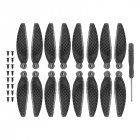 RC Drone Propellers Foldable Paddle Blades Carbon Fiber for DJI Mavic Mini Drone Replacement Remote Control Airplane DIY Accessories 4 pairs