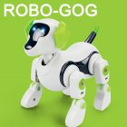 RC Electric Dinosaur Remote Control Electronic Robot With Light Sound for Kids Children Gift Toys dog