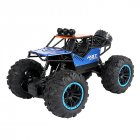 Rc Car C021s 1:20 Four-channel Alloy Climbing Car Rc Toy For Kids blue