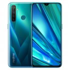 Realme Q 6.3in Full Screen R 5 pro Snapdragon 712AIE Octa Core Waterproof Super VOOC 2340×1080 5cameras 48MP Face+Fingerprint ID European Regulation green