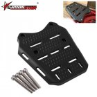 Rear Rack of Motorcycle 4 Screws for HONDA PCX150 Rear Shelf Thickened Tailstock black