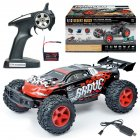 Remote Control Bg1508 Upgrade Four-Wheel Drive Charging Wireless Drift Racing 1:12 Modeling Car Toy red_1:12