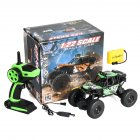 Remote Control Car Toy 2.4GHz 1:20 High Speed Racing Car Vehicle Toy Gift for Boys Kids green_1:20