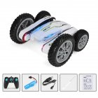 Remote Control Stunt Car Cool Light 2.4G RC 360Degree High Speed Rotating 4 Drive Car Toy