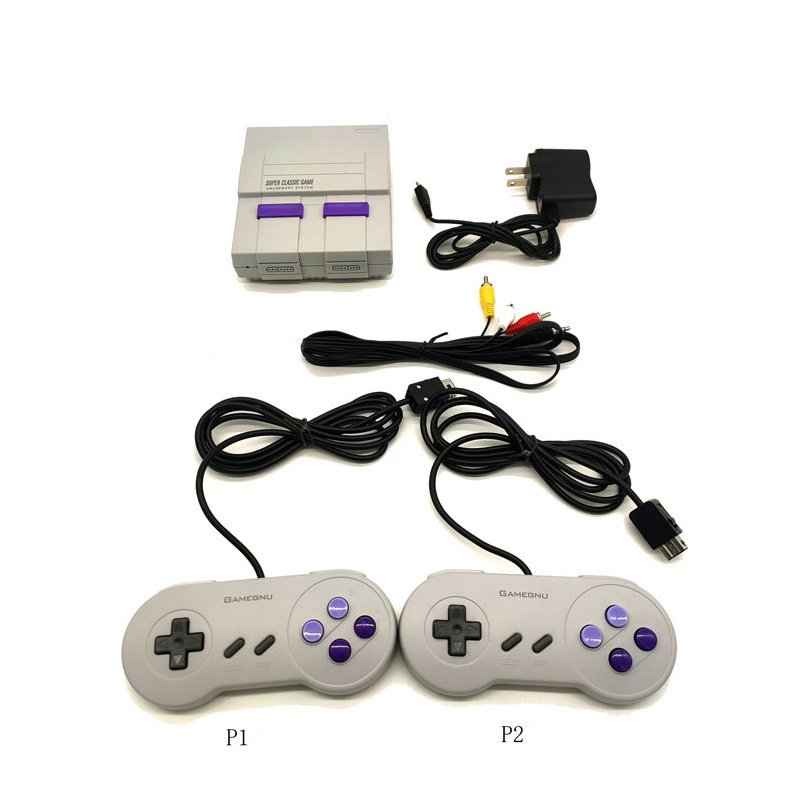 Retro Game Console Wired Controllers Audio / Video Cable for TV European regulations