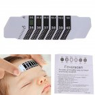 Head Fever Forehead LCD Thermometer
