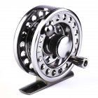 Rock Fishing Ice Fishing Front Wheel Sea Fishing Spinning Wheel Fly Fishing Wheel 60 silver