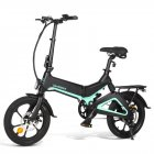 SAMEBIKE G7186 Electric bike Black