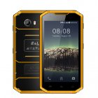 EL W7S IP68 Waterproof Mobile Phone - Yellow