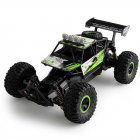 SL-156A 1/18 2.4G 4WD Drift Racing Rc Car High Speed Off-road Truck Rock Crawler Toys  green_1/18