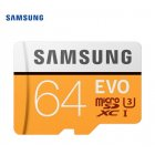 Samsung EVO 64GB 100MB/s TF Card Yellow