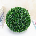Simulate Plastic Artificial Grass Ball