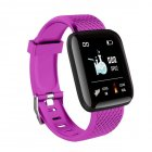 Waterproof SmartWatch Purple