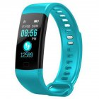 Y5 Smart Watch Bracelet - Cyan Blue