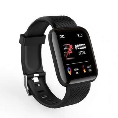 Waterproof SmartWatch Black
