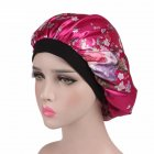 Soft Satin Hair Bonnet for Women