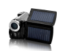 Digital Video Camera w/ Solar Charging