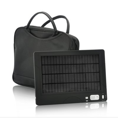 20,000mAh Solar Charger Panel & Battery