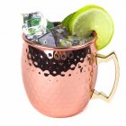 Solid Copper Moscow Mule Mugs, 18 Ounce