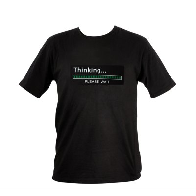 EL Shirt (Thinking Please Wait - XL)