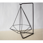 Stylish Geometry Iron Flower Stand Gardening Accessories Home Office Decoration