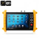 Buy Surveillance Camera Tester - 7 Inch Display, ONVIF, Wi-Fi, Cable Tester, IP Scan, Ping Test, Port Flashing