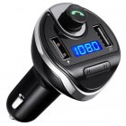 T20 Bluetooth Car Kit Adapter USB Charger