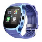 T8 Bluetooth Smart Watch Blue