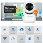 TUTK-Q2 Wireless WiFi Camera Mobile Phone Cloud Remote Monitoring Hd Household Video Recorder European regulations