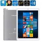 Buy Teclast X98 Pluss 2 Tablet PC - 9.7-Inch Display, 2048x1536p, Windows 10, Android 5.1, Quad-Core CPU, 4GB RAM, OTG, HDMI