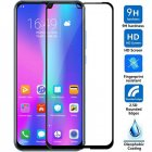 Tempered Glass Film Screen Protector 9H Hardness for Huawei Honor 10 Lite/Honor 10i Smartphone Film with Screen Clean Pack black