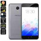 Buy Meizu M3 Note Android Smartphone - 32GB, 5.5-Inch FHD Display, Dual-IMEI, Octa-Core CPU, 3GB RAM, 13MP Camera, 4G (Gray)