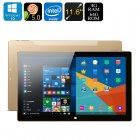 Buy Onda oBook 11 Plus Tablet PC - Windows 10, Android 5.1, Quad-Core CPU, 4GB RAM, 11.6 Inch IPS Display, 1080p, 7500mAh