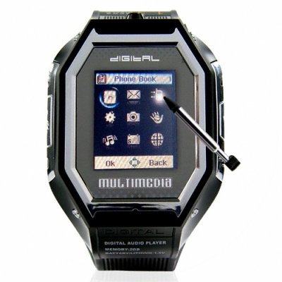 Cell Phone Watch Camera