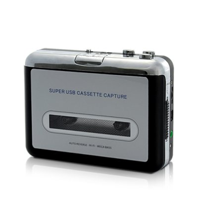 USB Cassette Player