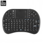 Buy Wireless Mini Keyboard - Portable Design, QWERTY Layout, 92 Keys, Game Controller, Mouse Pad, Adjustable DPI, Dongle