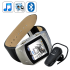 Touchscreen Mobile Phone Watch with Bluetooth